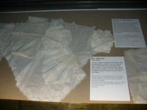 historical scarves